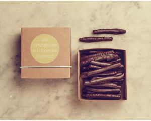 Les Orangettes chocolat 200gr